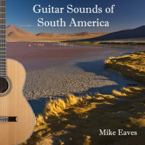 Guitar Sounds of South America Cover Art