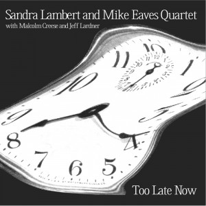 Sandra Lambert & Mike Eaves Quartet Artwork copy