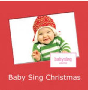 baby sing xmas